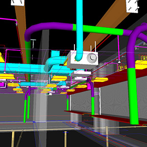 BIM Electrical Design