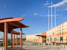 Salt River Pima-Maricopa Indian Community Detention Facility